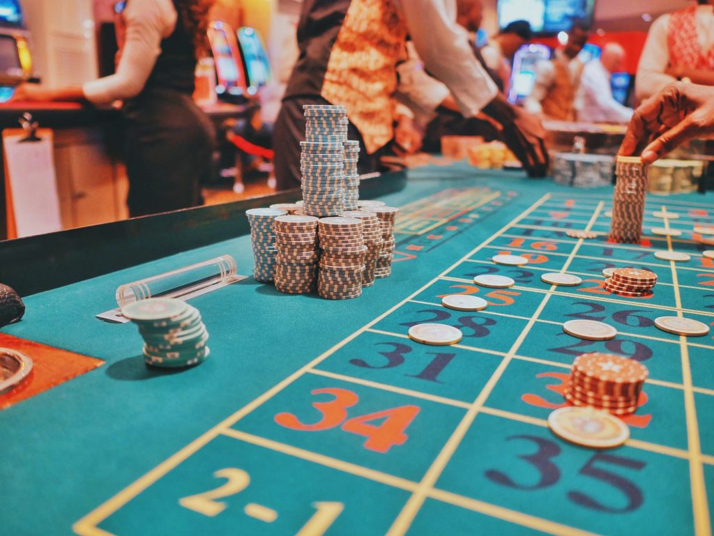 online casino play