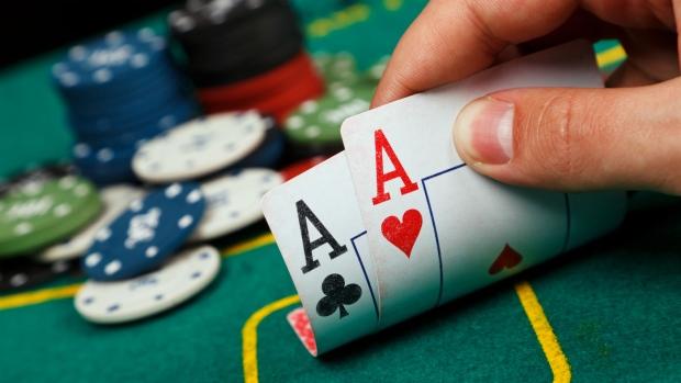gambling on the web